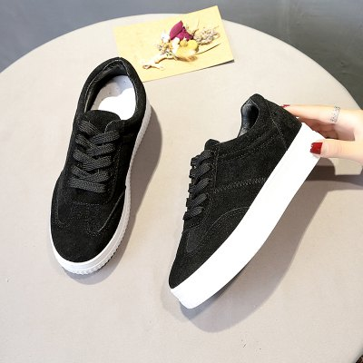 The Fall Of The New Flat Lace Up ShoesWomens Casual Shoes<br>The Fall Of The New Flat Lace Up Shoes<br><br>Available Size: 36 37 38 39 40<br>Closure Type: Lace-Up<br>Embellishment: None<br>Gender: For Women<br>Insole Material: PU<br>Lining Material: PU<br>Occasion: Casual<br>Outsole Material: Rubber<br>Package Contents: 1xShoes(pair)<br>Pattern Type: Solid<br>Season: Spring/Fall, Winter<br>Shoe Width: Medium(B/M)<br>Toe Shape: Round Toe<br>Toe Style: Closed Toe<br>Upper Material: Flock<br>Weight: 1.2800kg