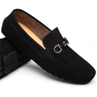 Doug Shoes MenS Casual Shoes Leather Shoes Flat Shoes All-Match Leather ShoesCasual Shoes<br>Doug Shoes MenS Casual Shoes Leather Shoes Flat Shoes All-Match Leather Shoes<br><br>Available Size: The international mens shoes size table<br>Closure Type: Slip-On<br>Embellishment: Sequined<br>Gender: Unisex<br>Insole Material: Hipoly insole<br>Lining Material: Pigskin<br>Occasion: Casual<br>Outsole Material: Rubber<br>Package Contents: 1XShoes<br>Pattern Type: Solid<br>Season: Spring/Fall, Summer<br>Shoe Width: Medium(B/M)<br>Toe Shape: Round Toe<br>Toe Style: Closed Toe<br>Upper Material: Genuine Leather<br>Weight: 1.3403kg