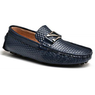 Doug Shoes Men'S Driving Shoes Nightclub Flats Comfortable Soft Soled Shoes
