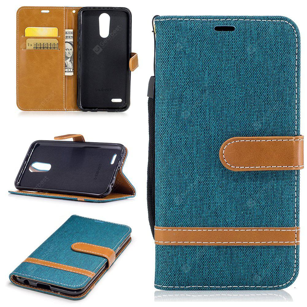 Mix Color Jeans Phone Case for LG K10 2017