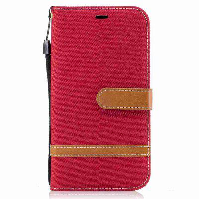 Buy FLAME Mix Color Jeans Phone Case for Moto G4 for $4.99 in GearBest store