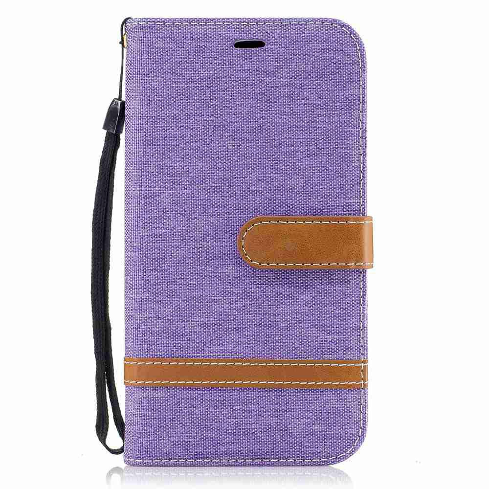 Mix Color Jeans Housse de protection pour Moto G4