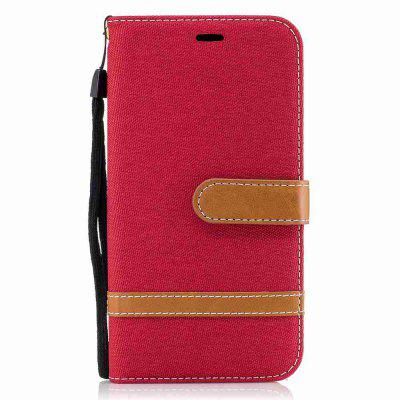 Buy FLAME Mix Color Jeans Phone Case for Moto G5 Plus for $4.79 in GearBest store