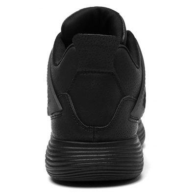 Male Sports Shoes Running Shoes Student Shoes Fall Basketball ShoesAthletic Shoes<br>Male Sports Shoes Running Shoes Student Shoes Fall Basketball Shoes<br><br>Available Size: 39-44<br>Closure Type: Lace-Up<br>Feature: Height Increasing<br>Gender: For Men<br>Outsole Material: Rubber<br>Package Contents: 1 x Pair of Shoes<br>Pattern Type: Others<br>Season: Winter<br>Upper Material: PU<br>Weight: 1.2000kg