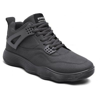 Male Sports Shoes Running Shoes Student Shoes Fall Basketball Shoes