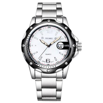 Montre Homme Skone 7147BG 2473 Luminous Quartz Movement