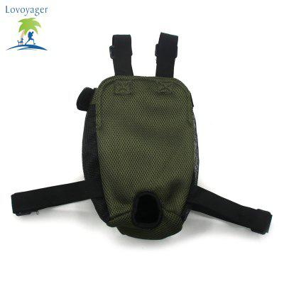 Lovoyager Vb14004 Fashionable Pet Front Chest Dog Travel Carrier BagDog Carriers<br>Lovoyager Vb14004 Fashionable Pet Front Chest Dog Travel Carrier Bag<br><br>Color: Blue,Green,Red<br>For: Dogs<br>Functions: Adjustable<br>Material: mesh,  polyester, Polyester<br>Package Contents: 1 x Dog Carrying Bag<br>Package size (L x W x H): 35.00 x 20.00 x 3.00 cm / 13.78 x 7.87 x 1.18 inches<br>Package weight: 0.2000 kg<br>Season: Summer, Autumn, Spring