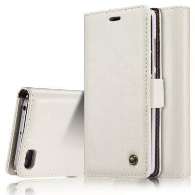 CaseMe Premium Quality Magnetic PU Leather Wallet Stand Case para Xiaomi 5