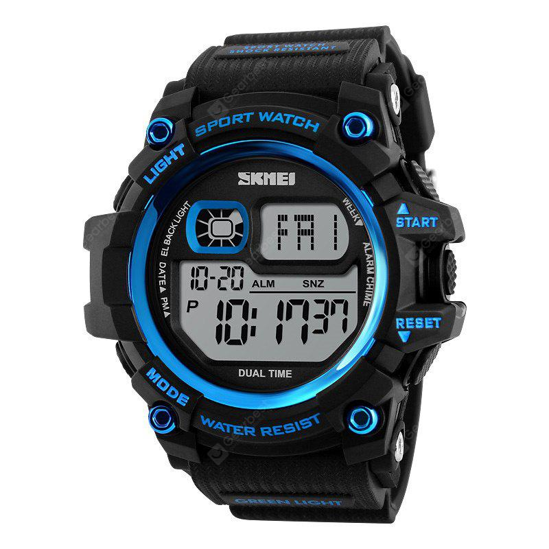SKMEI LED Male Outdoor Shockproof Electronic Watch