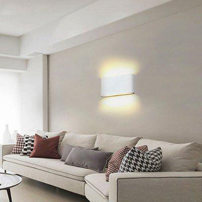 Ever - Flower Max 12W Modern LED Wall Sconces Light for Living Room Bedroom Gangway