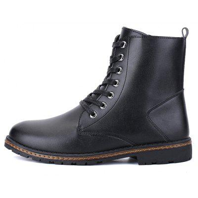 """Mens Casual England Ankle BootsMens Boots<br>Mens Casual England Ankle Boots<br><br>Boot Height: Ankle<br>Boot Type: Riding/Equestrian<br>Closure Type: Lace-Up<br>Embellishment: None<br>Gender: For Men<br>Heel Hight: Flat(0-0.5"""")<br>Heel Type: Low Heel<br>Outsole Material: Rubber<br>Package Contents: 1 x Pair of Shoes<br>Pattern Type: Solid<br>Season: Winter<br>Toe Shape: Round Toe<br>Upper Material: Microfiber<br>Weight: 1.2000kg"""
