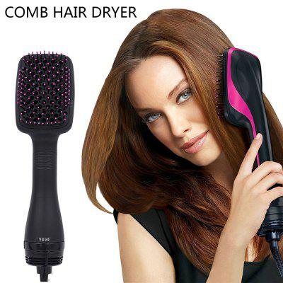 SM-F05 Straight Hair Straightener Comb Hairdressing ToolsHair Care<br>SM-F05 Straight Hair Straightener Comb Hairdressing Tools<br><br>Contents: 1 x Hair Straightener, 1 x Manual<br>Package Size(L x W x H): 40.50 x 14.00 x 9.00 cm / 15.94 x 5.51 x 3.54 inches