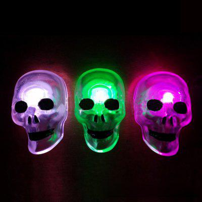 YWXLight Halloween Skull Sucker Lamp Decor 1PC