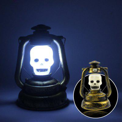 YWXLight Halloween Deco Lantern Hand Witch Lamp