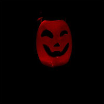 YWXLight Halloween Props LED Flash Lantern Night Light