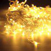 Buy KWB Led String Curtain Lights 19.68ft x 9.84 ft Warm white / White WARM WHITE LIGHT