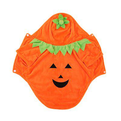 Lovoyager Lvc1701 Halloween Dogs Decorate Cute Pumpkin DressesDog Clothing &amp; Shoes<br>Lovoyager Lvc1701 Halloween Dogs Decorate Cute Pumpkin Dresses<br><br>Color: Orange<br>Fit: Teddy Dog, Small Cats Small Dog<br>For: Dogs<br>Item: Dog Halloween costumes<br>Material: Artificial Wool, Cotton<br>Occasion: Hallowmas / Outdoor / Travel / Sport / Casual clothes for dog<br>Package Contents: 1 x Dog Halloween Costume<br>Package size (L x W x H): 28.00 x 20.00 x 5.00 cm / 11.02 x 7.87 x 1.97 inches<br>Package weight: 0.1200 kg<br>Season: Spring, Winter, Autumn