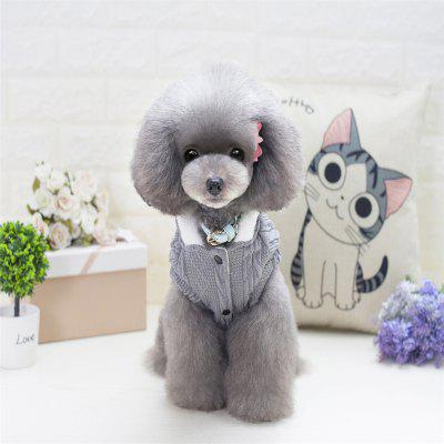 Lovyager A79 Dog Clothing Pet Clothes Import Dog Clothes China Polar Fleece Dog SweaterDog Clothing &amp; Shoes<br>Lovyager A79 Dog Clothing Pet Clothes Import Dog Clothes China Polar Fleece Dog Sweater<br><br>Color: Red,Blue,Gray<br>Fit: Teddy Dog,ChiHuaHua Small Cats Small Dog<br>For: Dogs<br>Functions: Others<br>Material: Cotton, Terylene<br>Occasion: Outdoor/Travel/Sport/Casual shoes for dog<br>Package Contents: 1 x Dog Clothes<br>Package size (L x W x H): 30.00 x 20.00 x 5.00 cm / 11.81 x 7.87 x 1.97 inches<br>Package weight: 0.1400 kg<br>Season: Winter, Autumn<br>Size: Others<br>Type: Others, dog  Coat / Hoodie