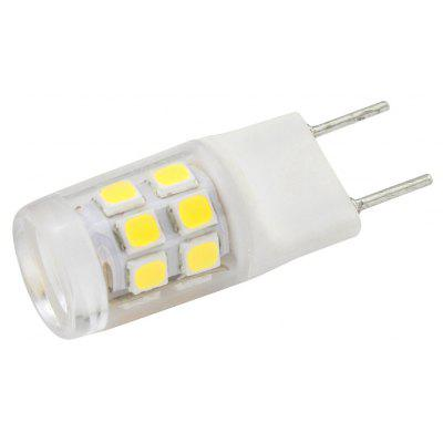 4W Pvc G8 Led Bi-Pin Lights Smd 2835 for Kitchen Warm / Cool White Ac110v