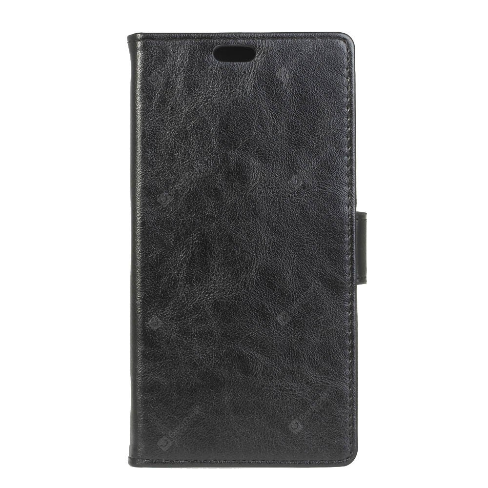 KaZiNe PU Leather Silicon Magnetic Dirt Resistant Phone Bags Cases para WIKO Wim Lite
