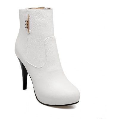 Women's Bottine Platform High Heel Stylish Boots