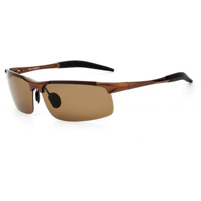 TOMYE 8177 Outdoor Sports Polarized Lens Unisex Sunglasses