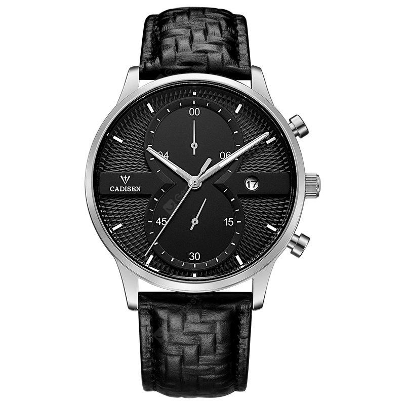 s men fashionable p currenwatches stainless watches steel collections dial fashion curren black com chronograph
