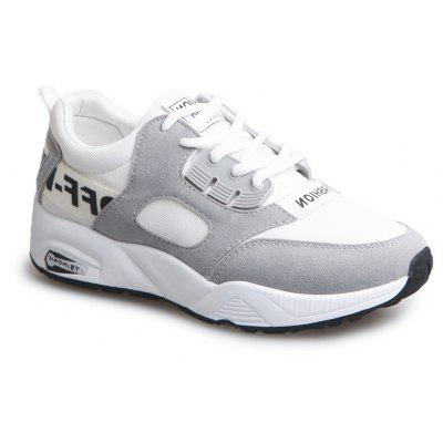 Sports Shoes Female Students Shoes  Casual Shoes Thick Bottom Running Shoes