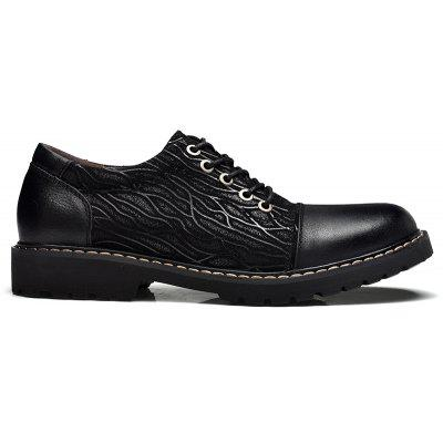 Personality Dress Shoes The Fall of Leather Shoes Leather Casual Shoes Big Leather ShoesFormal Shoes<br>Personality Dress Shoes The Fall of Leather Shoes Leather Casual Shoes Big Leather Shoes<br><br>Available Size: The international mens shoes size<br>Closure Type: Lace-Up<br>Embellishment: Fur<br>Gender: For Men<br>Insole Material: Hipoly insole<br>Occasion: Office &amp; Career<br>Outsole Material: Rubber<br>Package Contents: 1XShoes(pair)<br>Pattern Type: Striped<br>Season: Spring/Fall, Winter<br>Shoe Width: Medium(B/M)<br>Toe Shape: Round Toe<br>Toe Style: Closed Toe<br>Upper Material: Fur<br>Weight: 1.4852kg