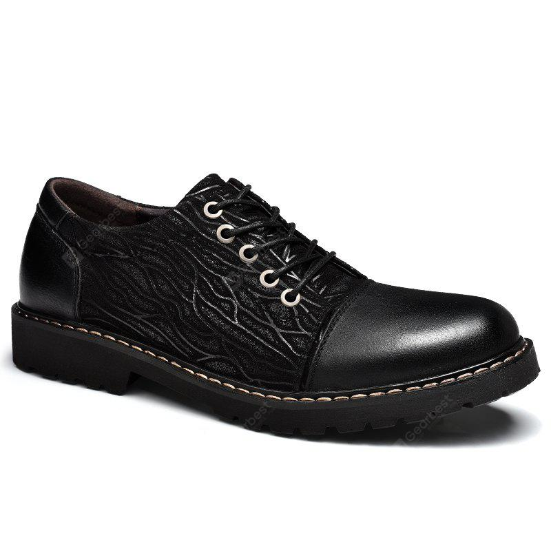 Personality Dress Shoes The Fall of Leather Shoes Leather Casual Shoes Big Leather Shoes