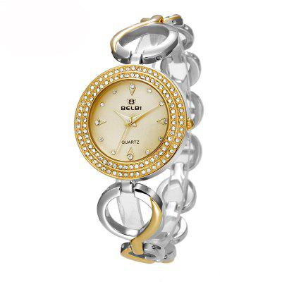 BELBI 9867 4423 Exquisite Fine Steel Women Watch