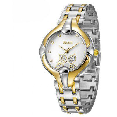 BELBI 9849 4421 Exquisite Clover Fine Steel Women Watch