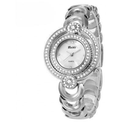 BELBI 9827 4418 Exquisite Fine Steel Band Women Watch
