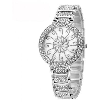 BELBI 9817 4417 Fashionable Fine Steel Band Women Watch