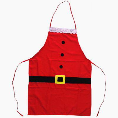 AY - hq241 Nonwovens Christmas Apron Christmas Decoration