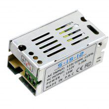 YWXLight 12V 1.25A 15W LED Power Supply Driver for Strip