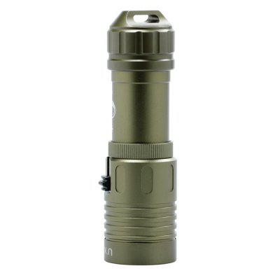 U`King ZQ-X960 CREE XM-L2 1200LM Underwater 100m Diving Flashlight TorchLED Flashlights<br>U`King ZQ-X960 CREE XM-L2 1200LM Underwater 100m Diving Flashlight Torch<br><br>Available Light Color: White<br>Battery Included or Not: No<br>Battery Quantity: 1<br>Battery Type: 26650, 18650<br>Beam Distance: 701-800m<br>Body Material: Aluminium Alloy<br>Color: Black,Blue,Golden,Green,Red<br>Color Temperature: 5500K<br>Emitters: Cree XML-L2<br>Emitters Quantity: 1<br>Feature: Underwater, Waterproof<br>Flashlight size: Full Size<br>Flashlight Type: Handheld<br>Function: Diving/boating, Diving<br>Light color: White light<br>Luminous Flux: 1200LM<br>Mode: Electrodeless Dimming Flashlight<br>Mode Memory: Yes<br>Package Contents: 1 x diving flashlight, 1 x Battery Tubing<br>Package size (L x W x H): 17.70 x 4.70 x 4.70 cm / 6.97 x 1.85 x 1.85 inches<br>Package weight: 0.2300 kg<br>Power Source: Battery<br>Product size (L x W x H): 14.00 x 4.50 x 4.50 cm / 5.51 x 1.77 x 1.77 inches<br>Product weight: 0.2000 kg<br>Rechargeable: No<br>Switch Location: Middle<br>Waterproof Standard: IPX-8 Standard Waterproof (Underwater 100m)<br>Zooming Function: No