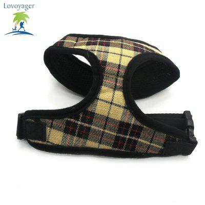 Lovoyager LVC1705 Soft Mesh Breathable Pet Dog Harness Vest and Adjustable CollarDog Carriers<br>Lovoyager LVC1705 Soft Mesh Breathable Pet Dog Harness Vest and Adjustable Collar<br><br>Color: Blue,Red,Yellow<br>For: Dogs<br>Functions: Others<br>Item: pet harness<br>Material: Nylon<br>Occasion: Outdoor/Travel/Sport/Running Jogging<br>Package Contents: 1 x Pet Harness<br>Package size (L x W x H): 20.00 x 15.00 x 3.00 cm / 7.87 x 5.91 x 1.18 inches<br>Package weight: 0.0800 kg<br>Season: Spring, Summer<br>Size: L,M,S,XL<br>Type: Shoes