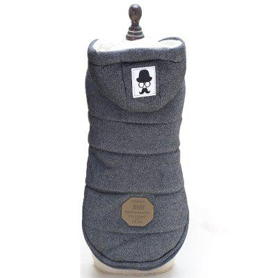 Lovoyager A27 High Quality Pet Accessories Comfortable Winter Dog JacketDog Clothing &amp; Shoes<br>Lovoyager A27 High Quality Pet Accessories Comfortable Winter Dog Jacket<br><br>Color: Blue,Gray<br>fit: Teddy Dog,ChiHuaHua Small Cats Small Dog<br>For: Dogs<br>Functions: Others<br>item: winter dog clothes<br>Material: Nylon, Cotton<br>Package Contents: 1 x Dog Clothes<br>Package size (L x W x H): 30.00 x 25.00 x 5.00 cm / 11.81 x 9.84 x 1.97 inches<br>Package weight: 0.2800 kg<br>Season: Winter<br>Size: Others<br>Type: Others