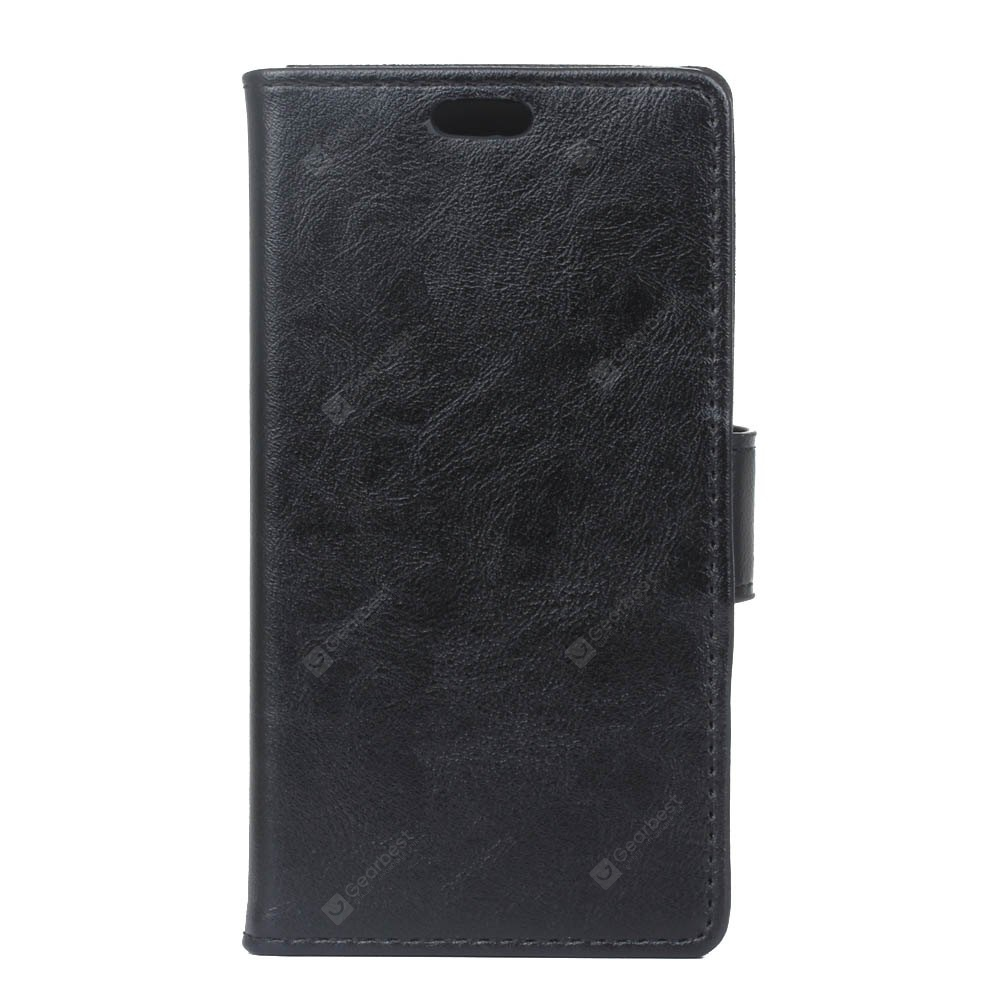 KaZiNe PU Leather Silicon Magnetic Dirt Resistant Phone Bags Cases para ASUS ZENFONE 3 NEO