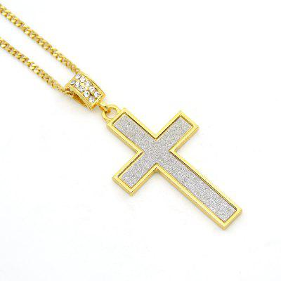 The new personalized christian cross pendant necklace 997 online the new personalized christian cross pendant necklace mozeypictures Gallery