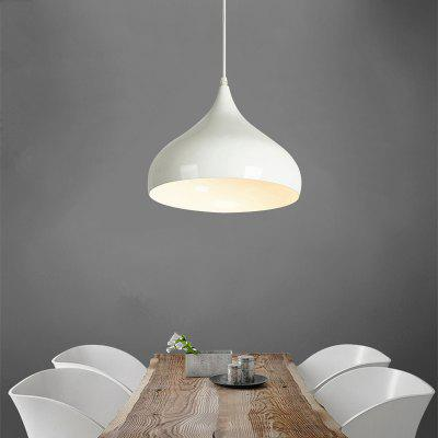 Ever - Flower Modern Minimalist Style Aluminum Pendant LightPendant Light<br>Ever - Flower Modern Minimalist Style Aluminum Pendant Light<br><br>Battery Included: No<br>Brand: Ever-Flower<br>Bulb Base: E26<br>Bulb Included: No<br>Bulb Type: Halogen,Incandescent,LED<br>Chain / Cord Adjustable or Not: Chain / Cord Adjustable<br>Chain / Cord Length ( CM ): 100<br>Dimmable: No<br>Features: Designers<br>Finish: Painting<br>Fixture Height ( CM ): 20<br>Fixture Length ( CM ): 24<br>Fixture Material: Aluminum<br>Fixture Width ( CM ): 24<br>Light Direction: Downlight<br>Number of Bulb: 1 Bulb<br>Package Contents: 1 x Lamp Body, 1 x Fittings Bag<br>Package size (L x W x H): 28.00 x 28.00 x 28.00 cm / 11.02 x 11.02 x 11.02 inches<br>Package weight: 1.0000 kg<br>Product weight: 0.4000 kg<br>Remote Control Supported: No<br>Shade Material: Aluminum<br>Stepless Dimming: No<br>Style: Country, Simple Style<br>Suggested Room Size: 10 - 15?<br>Suggested Space Fit: Bedroom,Cafes,Dining Room,Entry,Hallway,Indoors,Kitchen,Living Room<br>Type: Pendant Light<br>Voltage ( V ): AC110 - 120V<br>Wattage per Bulb ( W ): 60
