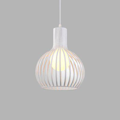 Ever - Flower Loft Industrial Metal Pendant LightPendant Light<br>Ever - Flower Loft Industrial Metal Pendant Light<br><br>Battery Included: No<br>Brand: Ever-Flower<br>Bulb Base: E26<br>Bulb Included: No<br>Bulb Type: Halogen,Incandescent,LED<br>Chain / Cord Adjustable or Not: Chain / Cord Adjustable<br>Chain / Cord Length ( CM ): 100<br>Dimmable: No<br>Features: Designers, Wrought Iron<br>Finish: Painting<br>Fixture Height ( CM ): 27<br>Fixture Length ( CM ): 23<br>Fixture Material: Metal<br>Fixture Width ( CM ): 23<br>Light Direction: Ambient Light<br>Number of Bulb: 1 Bulb<br>Package Contents: 1 x Lamp Body, 1 x Fittings Bag<br>Package size (L x W x H): 26.00 x 26.00 x 30.00 cm / 10.24 x 10.24 x 11.81 inches<br>Package weight: 1.2000 kg<br>Product weight: 0.8000 kg<br>Remote Control Supported: No<br>Shade Material: Metal<br>Stepless Dimming: No<br>Style: Vintage antique, Country<br>Suggested Room Size: 10 - 15?<br>Suggested Space Fit: Bedroom,Cafes,Dining Room,Indoors,Kitchen,Living Room,Office,Study Room<br>Type: Ceiling Light, Pendant Light<br>Voltage ( V ): AC110 - 120V<br>Wattage per Bulb ( W ): 60