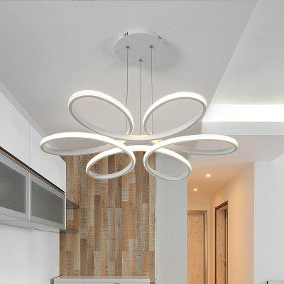 Ever flower modern simple floral shape led pendant light eu ac220 floral shape led pendant light for sale 6801 580 d aloadofball Choice Image