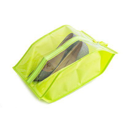 Waterproof Solid Travel Shoes Storage Bag 1pc
