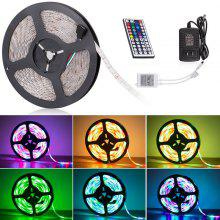 Kwb Led Strip Light 2835 300 Non Waterproof 5M with 44KEY Controller 2A Led Power Supply