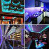 Kwb Led Strip Light 2835 300 Non Waterproof 5M with 44KEY Controller 2A Led Power Supply - RGB COLOR