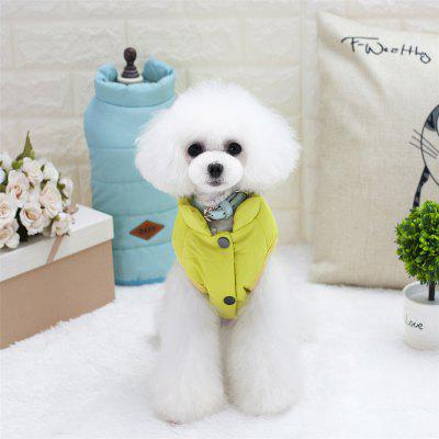Lovoyager A711 American Classic Cotton Vest Winter Luxury Polar Fleece Dog CoatDog Clothing &amp; Shoes<br>Lovoyager A711 American Classic Cotton Vest Winter Luxury Polar Fleece Dog Coat<br><br>Color: Blue,Red,Yellow<br>For: Dogs<br>Item: Dog vest<br>Material: Artificial Wool, Cotton<br>Occasion: Hallowmas / Outdoor / Travel / Sport / Casual clothes for dog<br>Package Contents: 1 x Dog Coat<br>Package size (L x W x H): 30.00 x 22.00 x 3.00 cm / 11.81 x 8.66 x 1.18 inches<br>Package weight: 0.1000 kg<br>Season: Winter, Autumn