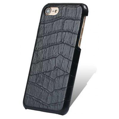 Wkae Crocodile Skin Pattern Чехол из натуральной кожи для iPhone 7/8