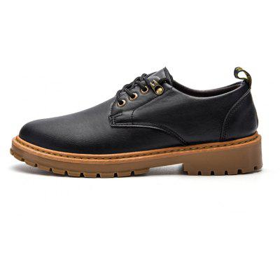 """Fall British Boots Men Casual Shoes Breathable Board Shoes Boots Martin BootsMens Boots<br>Fall British Boots Men Casual Shoes Breathable Board Shoes Boots Martin Boots<br><br>Boot Height: Ankle<br>Boot Type: Work &amp; Safety<br>Closure Type: Lace-Up<br>Embellishment: None<br>Gender: For Men<br>Heel Hight: Flat(0-0.5"""")<br>Heel Type: Flat Heel<br>Outsole Material: Rubber<br>Package Contents: 1x pair of shoes<br>Pattern Type: Others<br>Season: Spring/Fall<br>Toe Shape: Round Toe<br>Upper Material: Microfiber<br>Weight: 1.2000kg"""